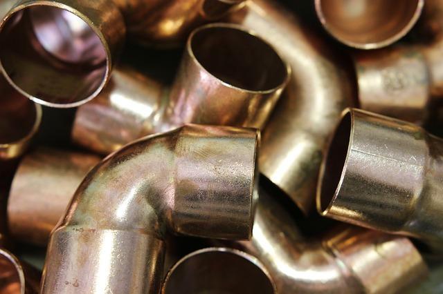 Quel prix pour un tuyau en cuivre ?