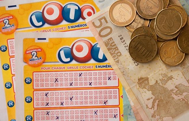 Loterie et jeux de hasard