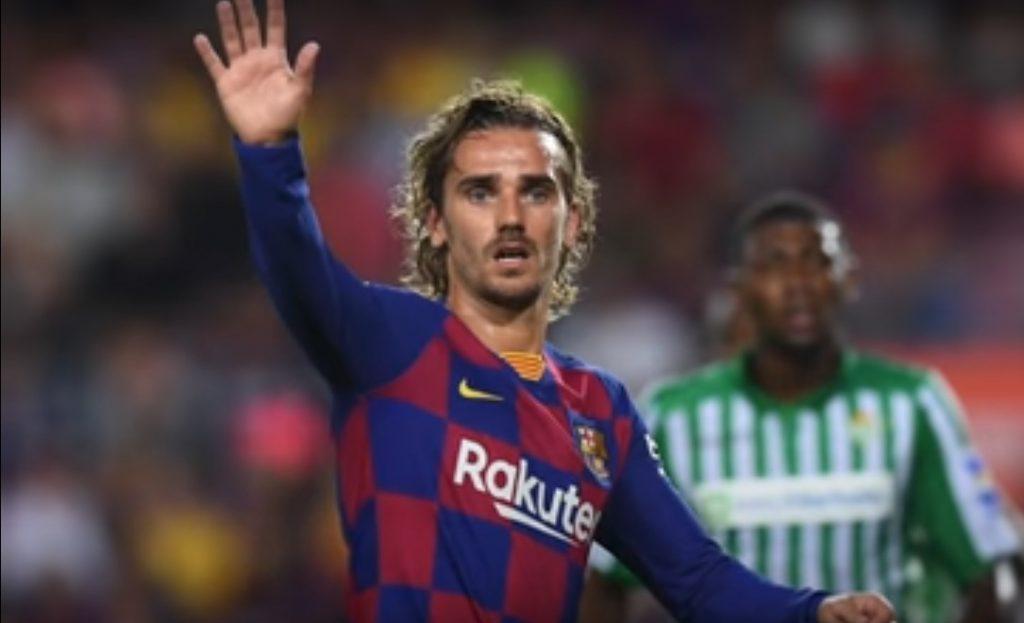 Antoine Griezmann au Barça