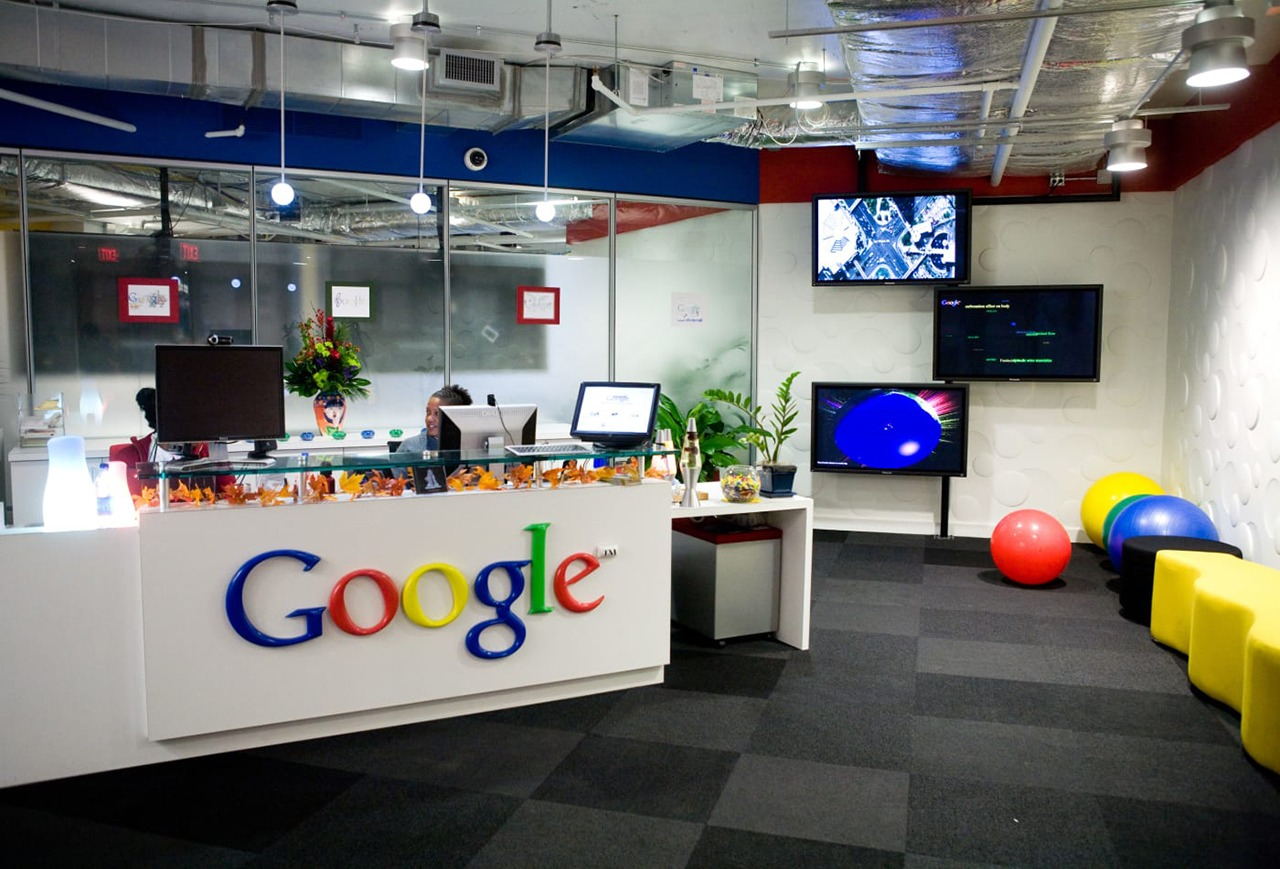 Travailler chez Google