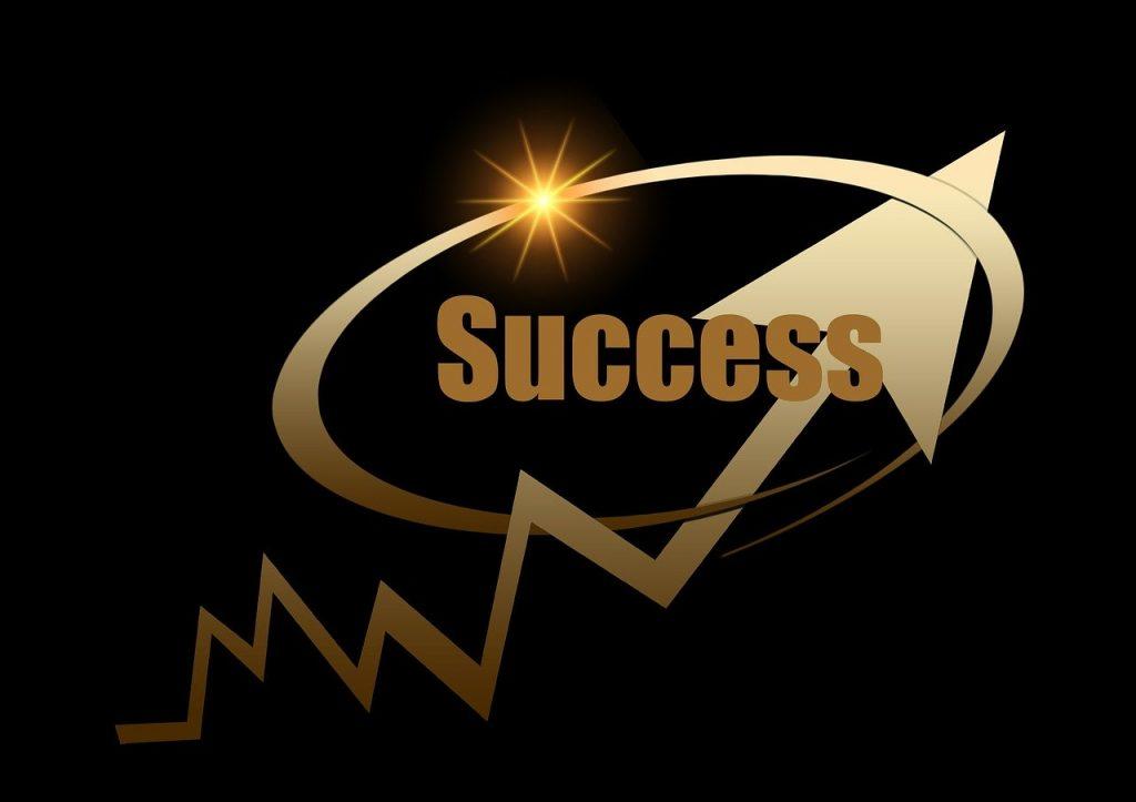 Croissance et succès
